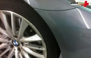 bmw car bumper scratch repair