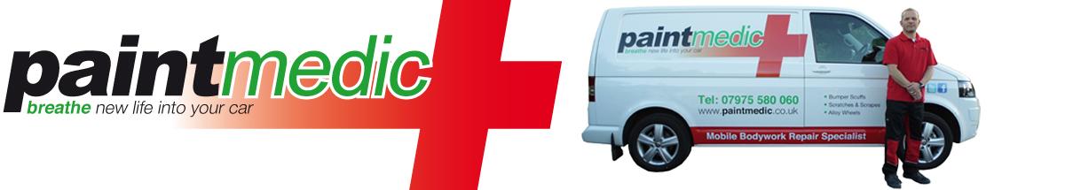 Paintmedic  Logo